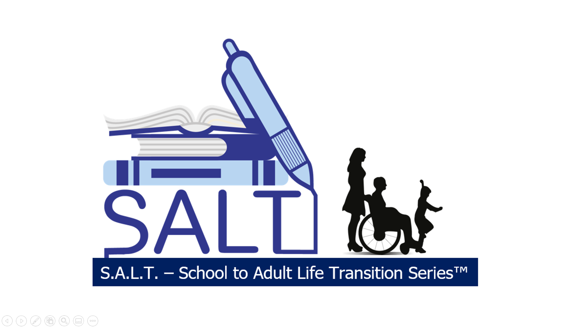 SALT Series Logo