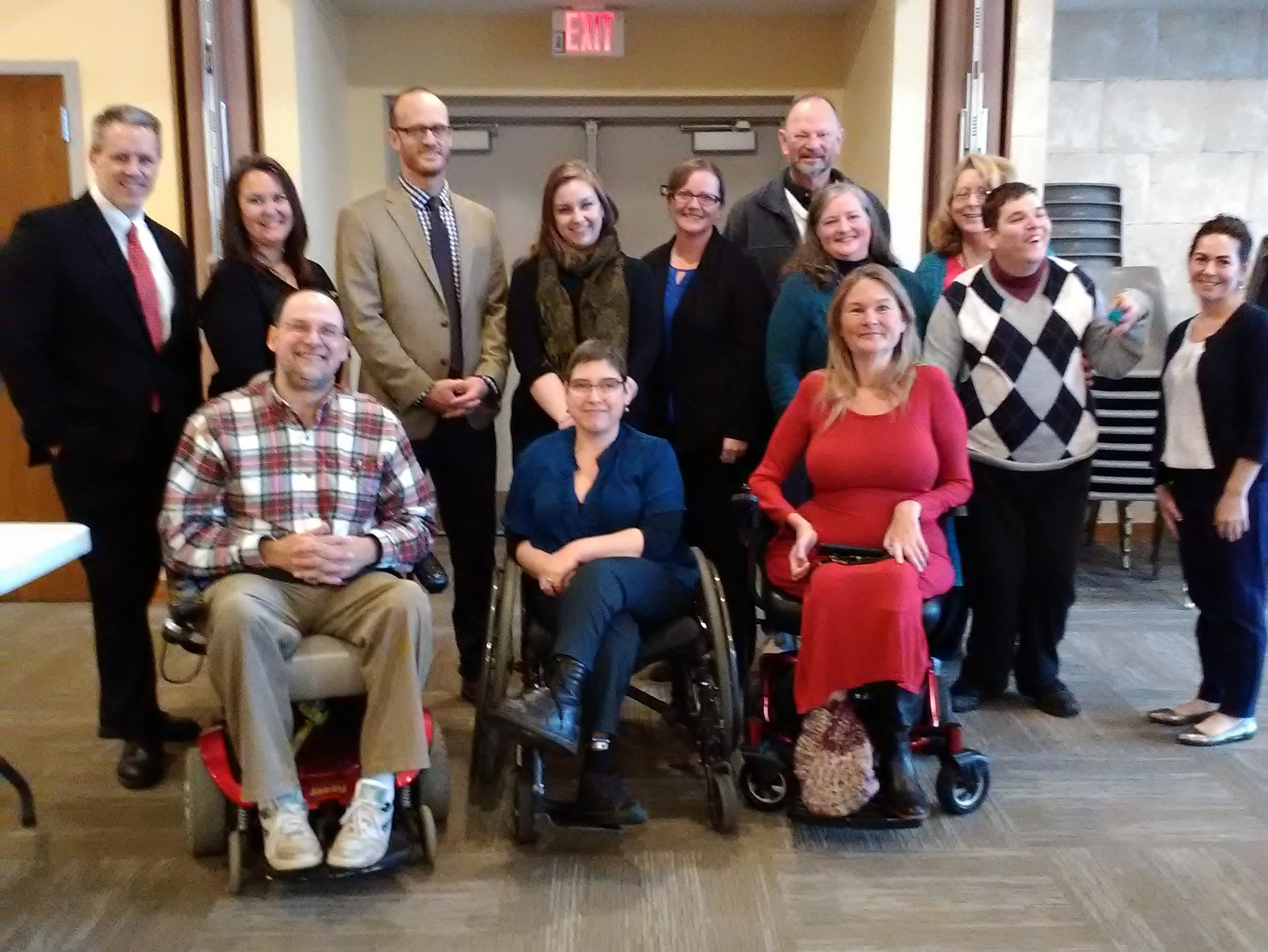 SALT & National Council on Disabilities